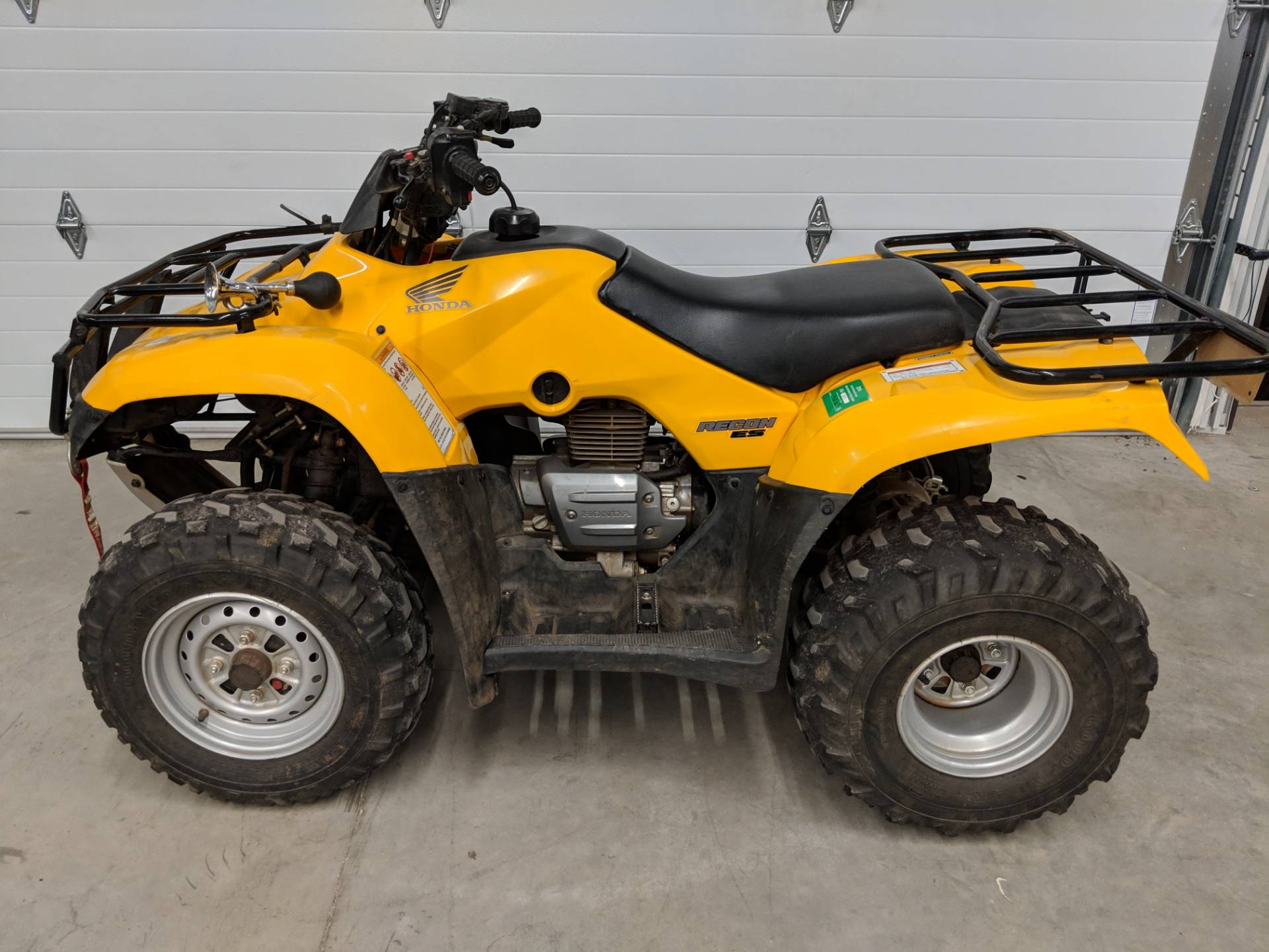 2007 Honda FourTrax Recon ES 2