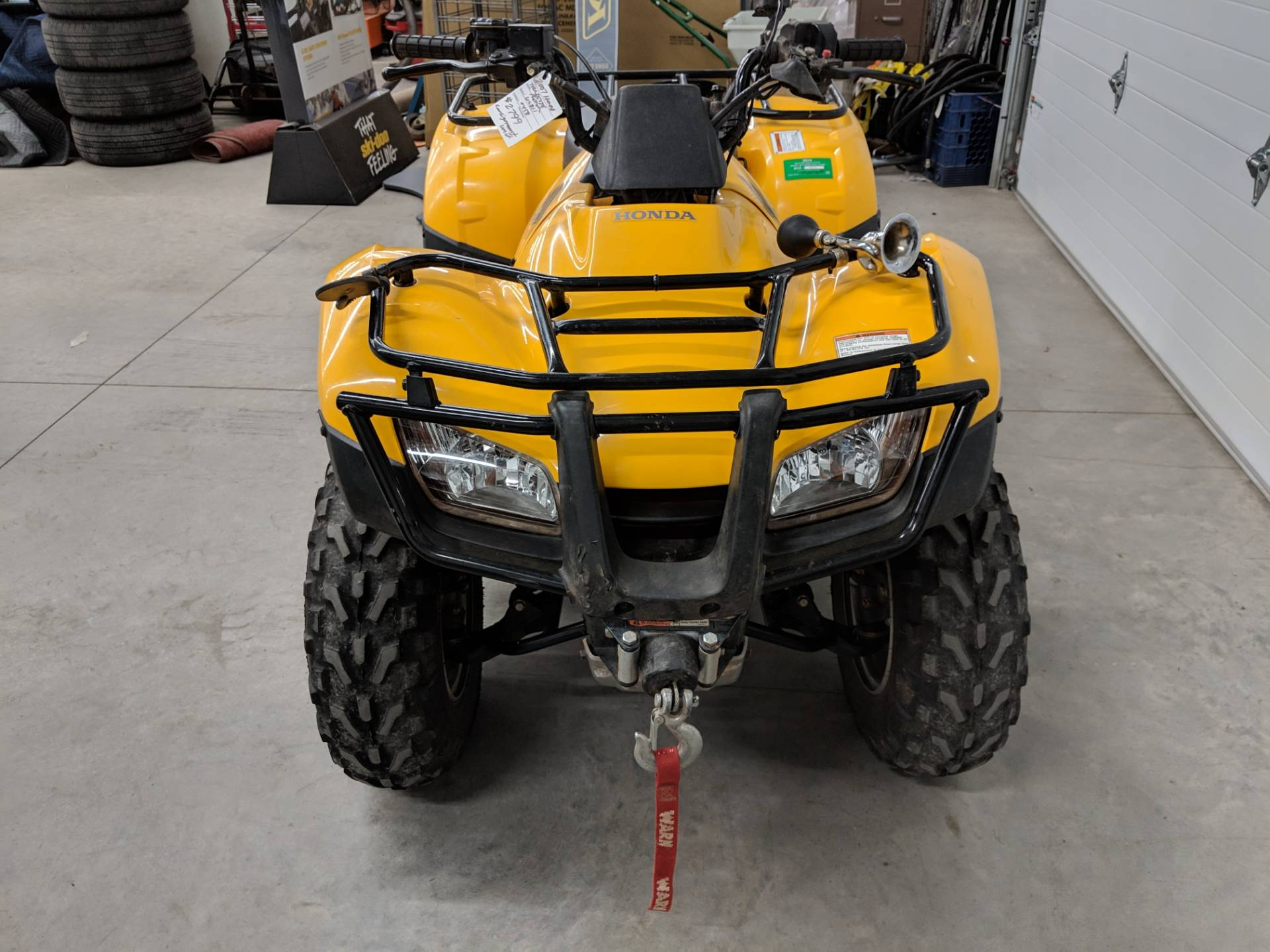 2007 Honda FourTrax Recon ES 3