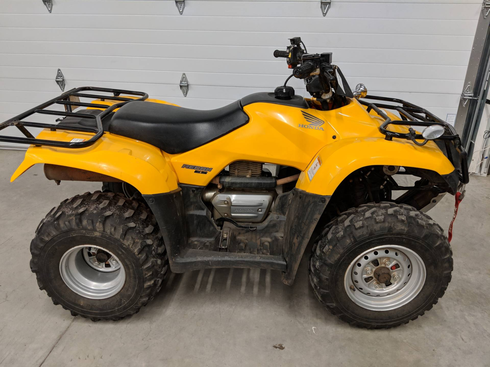 2007 Honda FourTrax Recon ES 1