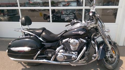 2009 Kawasaki Vulcan® 1700 Nomad™ in Rapid City, South Dakota