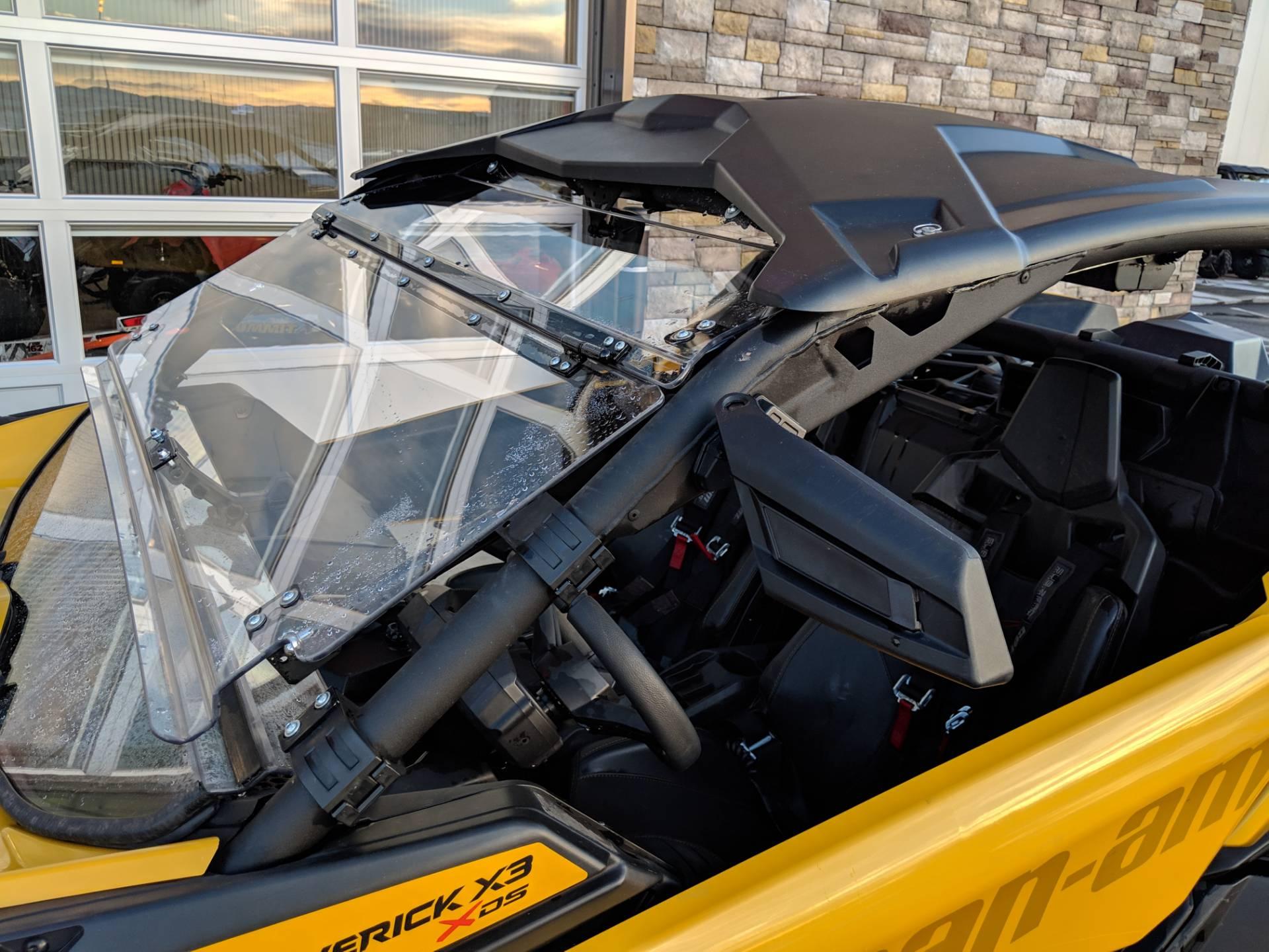 2017 Can-Am™ Maverick X3 X ds Turbo R 12