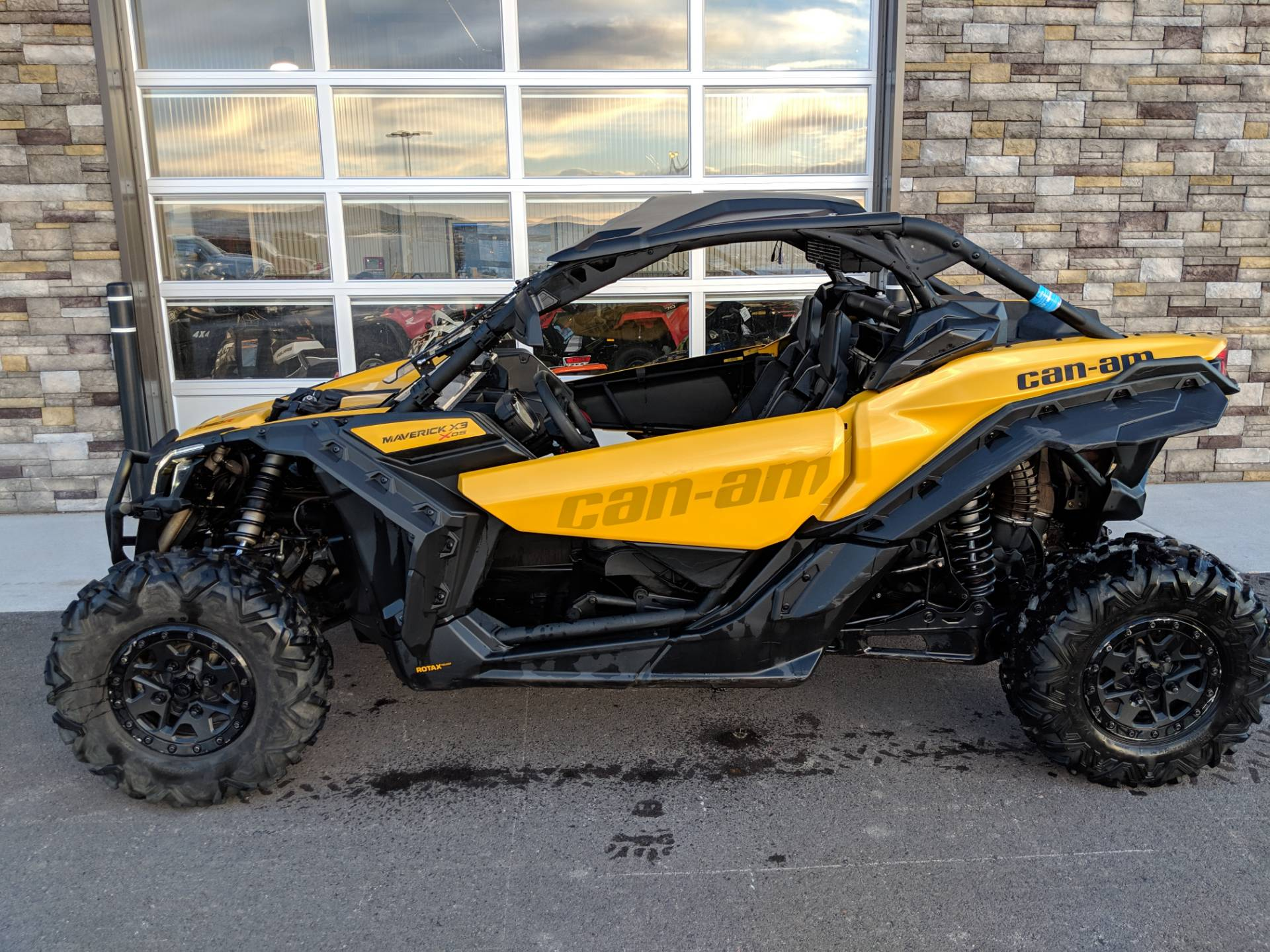 2017 Can-Am Maverick X3 X ds Turbo R for sale 9059