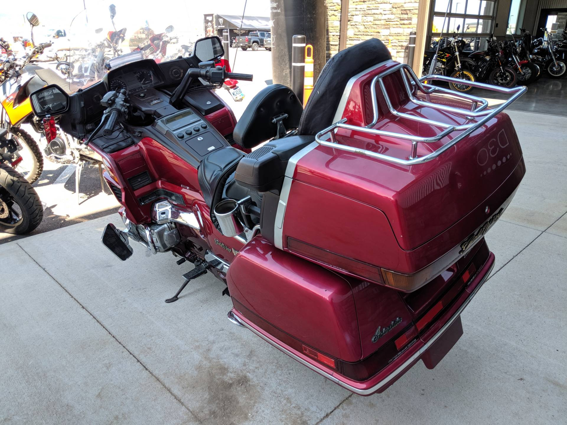 1994 Honda GL1500 Goldwing in Rapid City, South Dakota - Photo 10