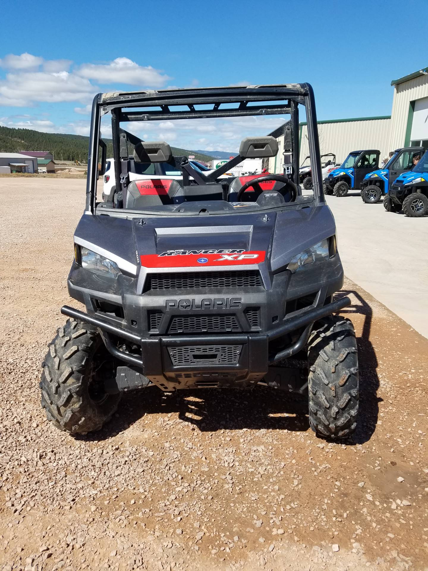 2015 Polaris Ranger XP® 900 EPS in Rapid City, South Dakota