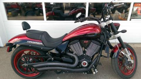 2007 Victory Hammer® S in Rapid City, South Dakota