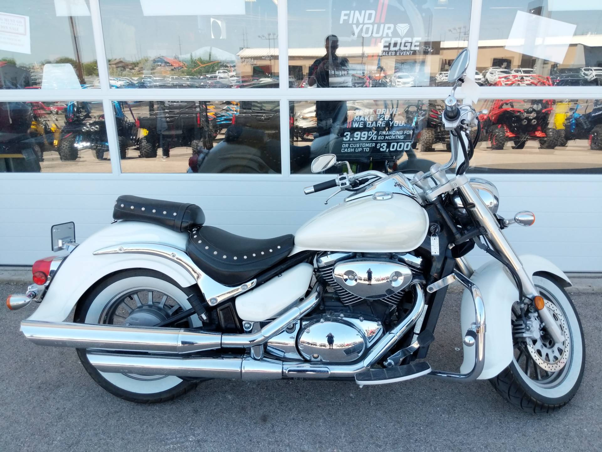 2006 Suzuki Boulevard C50C for sale 12854