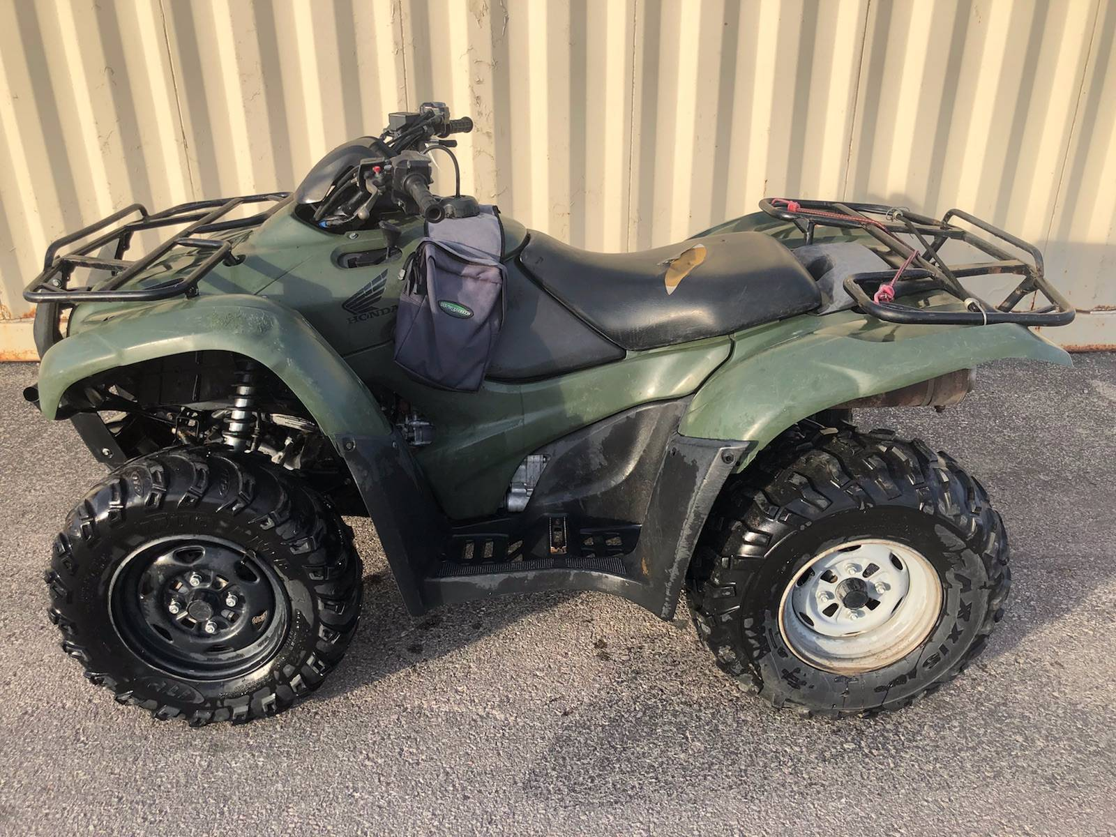 2014 Honda FourTrax® Rancher® AT IRS EPS in Rapid City, South Dakota