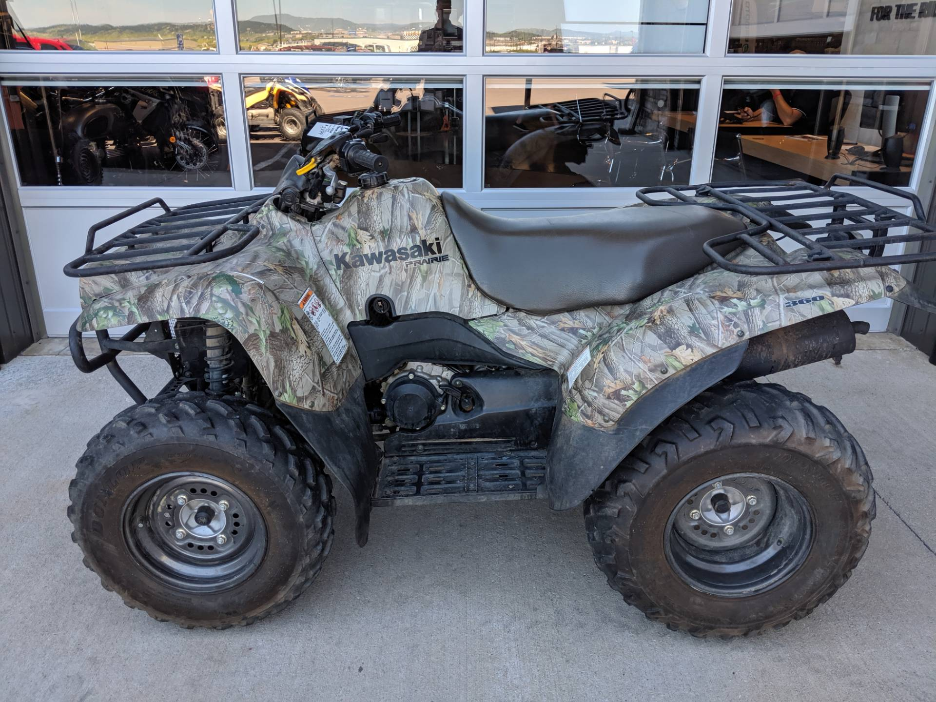 2007 Kawasaki Prairie® 360 4x4 ATVs Rapid City South Dakota