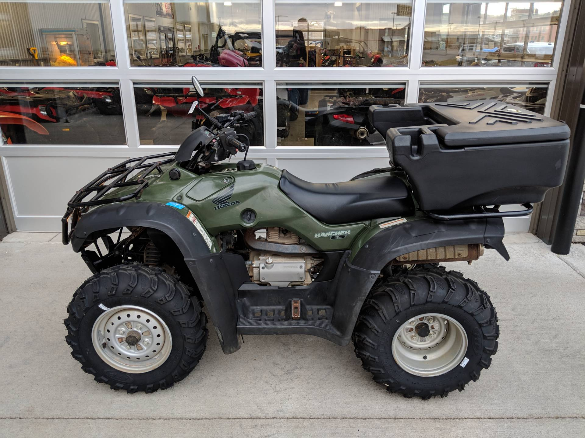 2004 Honda FourTrax Rancher 4x4 ES for sale 722
