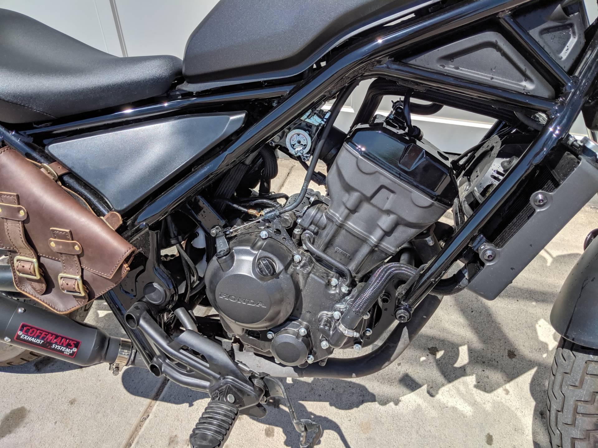 2019 Honda Rebel 300 5