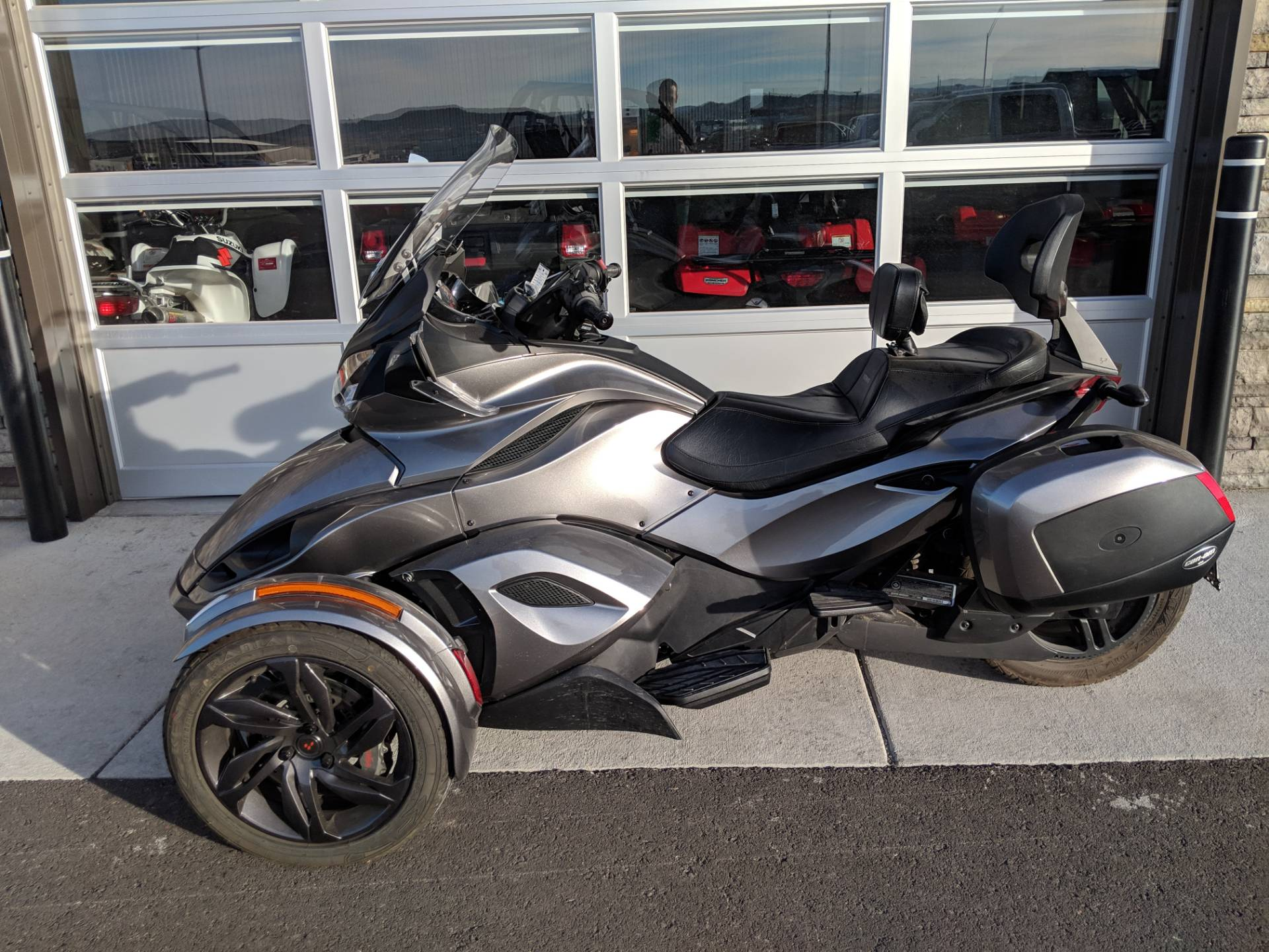 2013 Can-Am Spyder ST-S SE5 for sale 3354