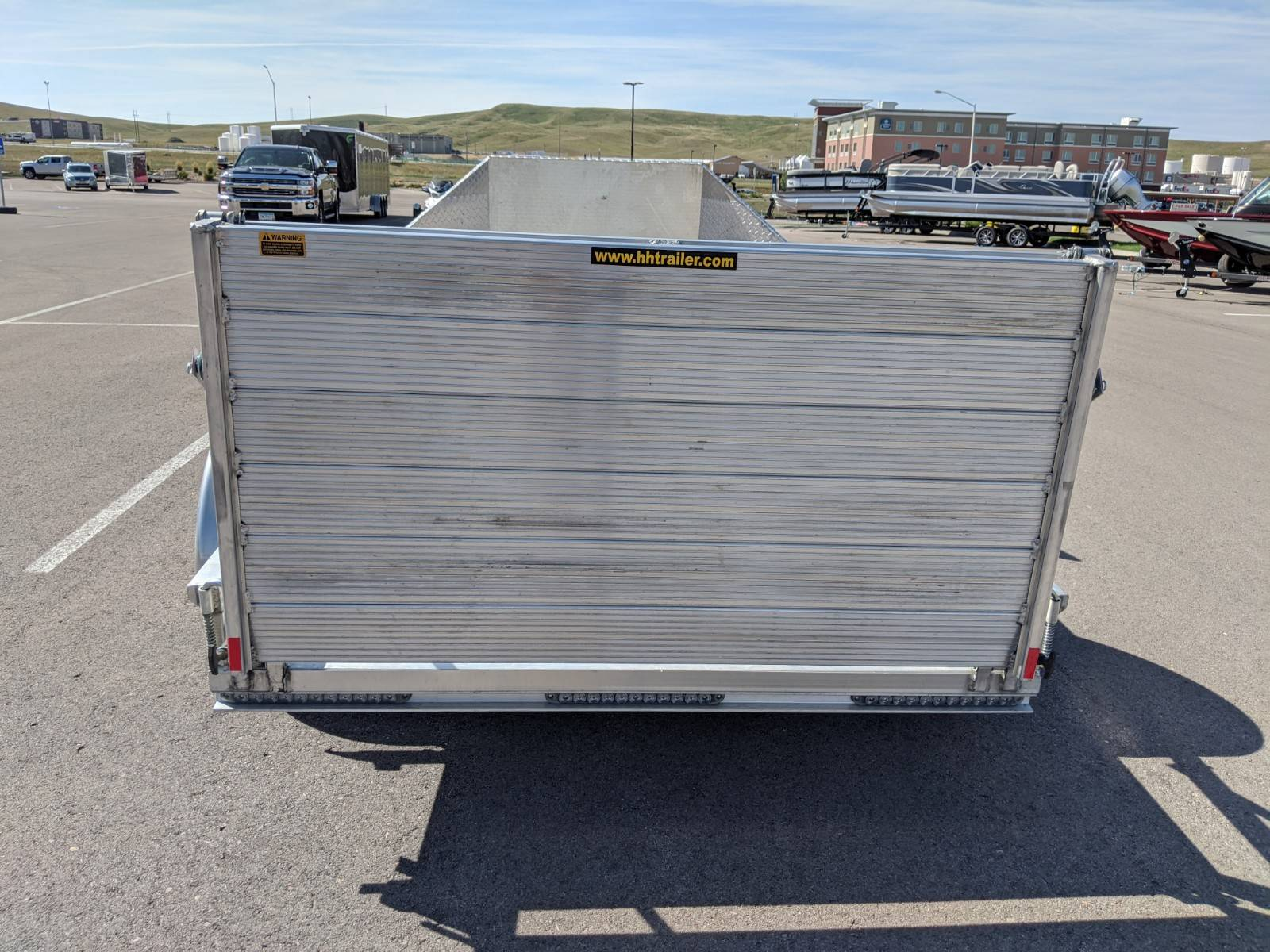 2016 H&H FD306 2-Place Cycle Trailer in Rapid City, South Dakota - Photo 6