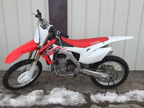 2014 Honda CRF®450R in Rapid City, South Dakota