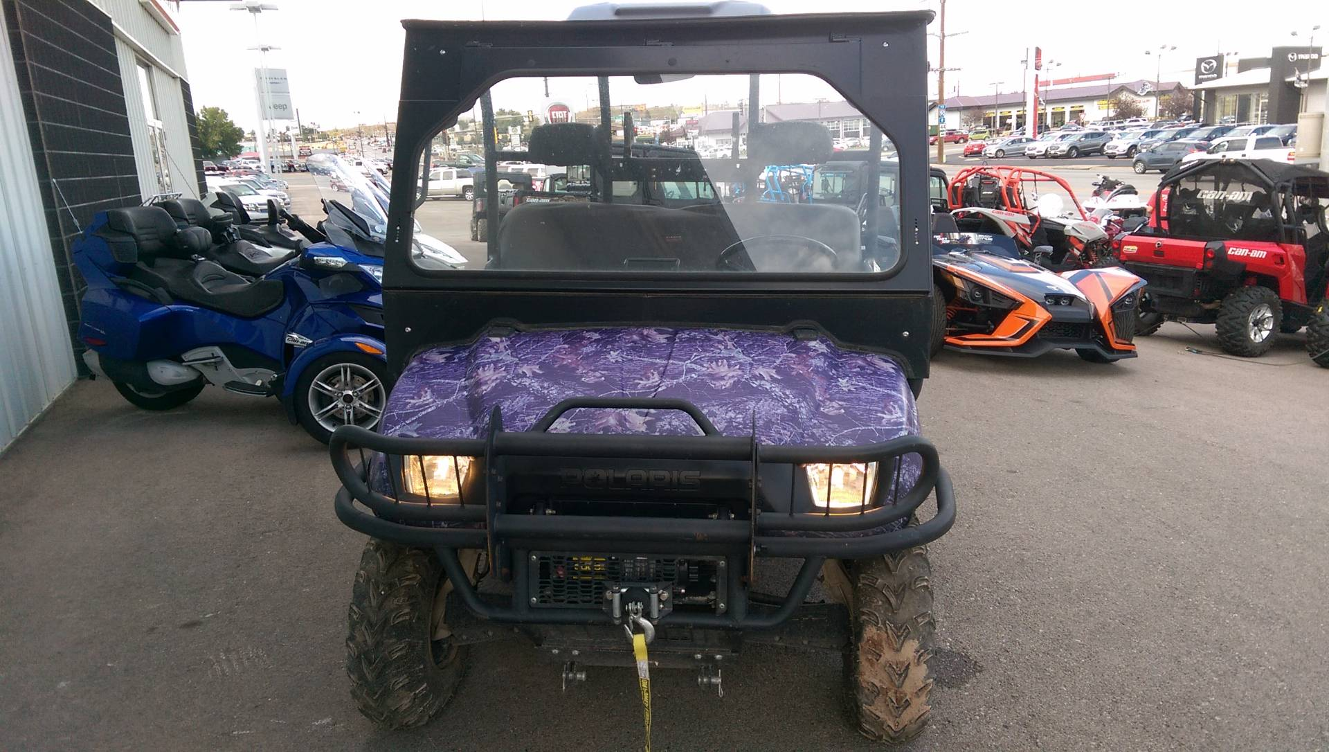 2007 Polaris Ranger 4x4 XP in Rapid City, South Dakota
