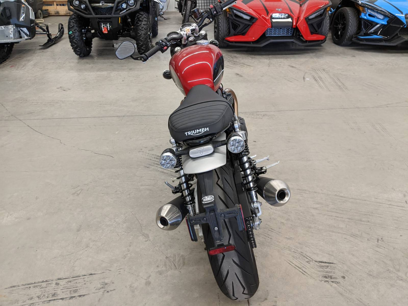 2019 Triumph Speed Twin in Rapid City, South Dakota - Photo 4