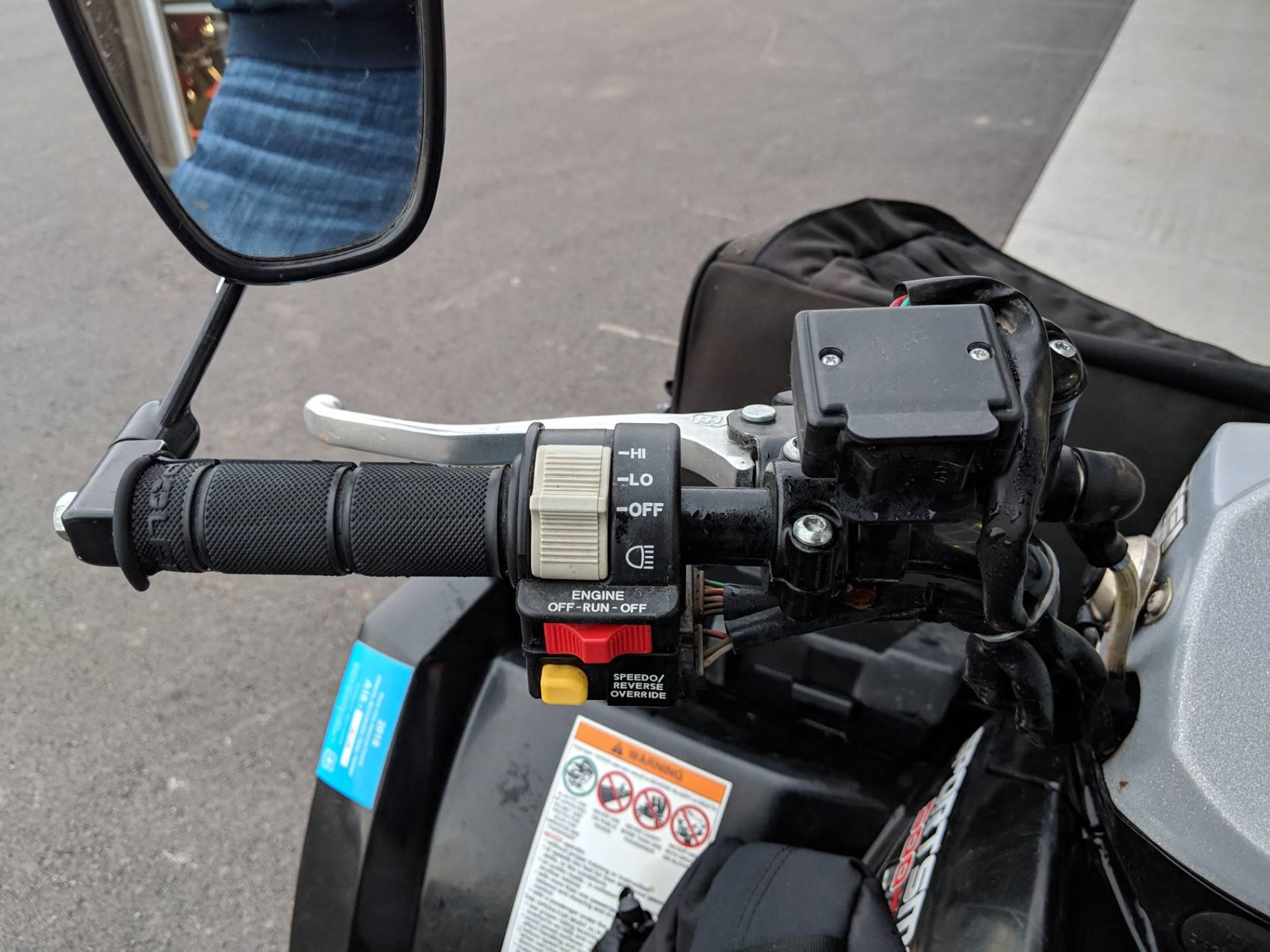 2007 Polaris X2 500 EFI 12