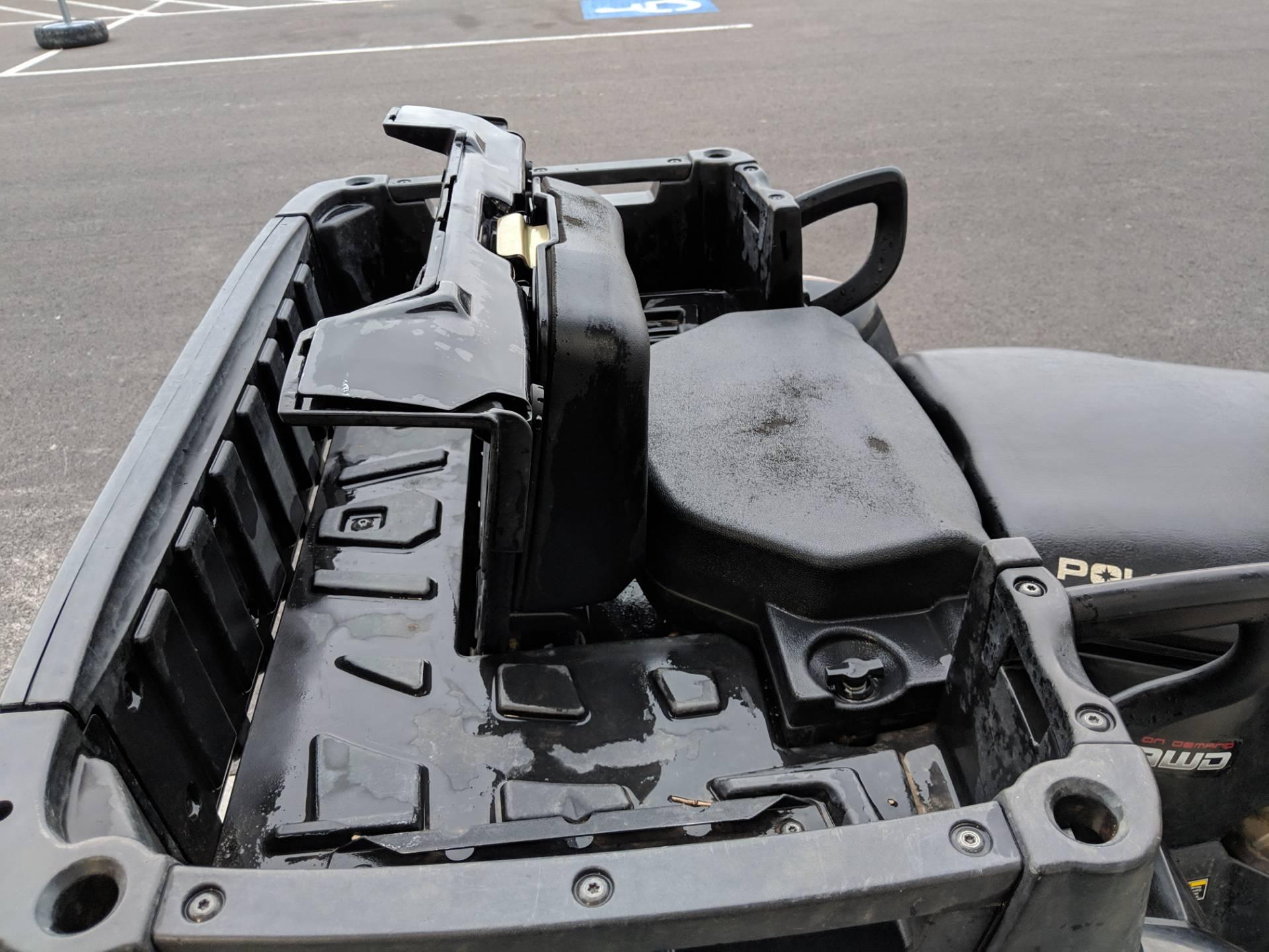 2007 Polaris X2 500 EFI 9