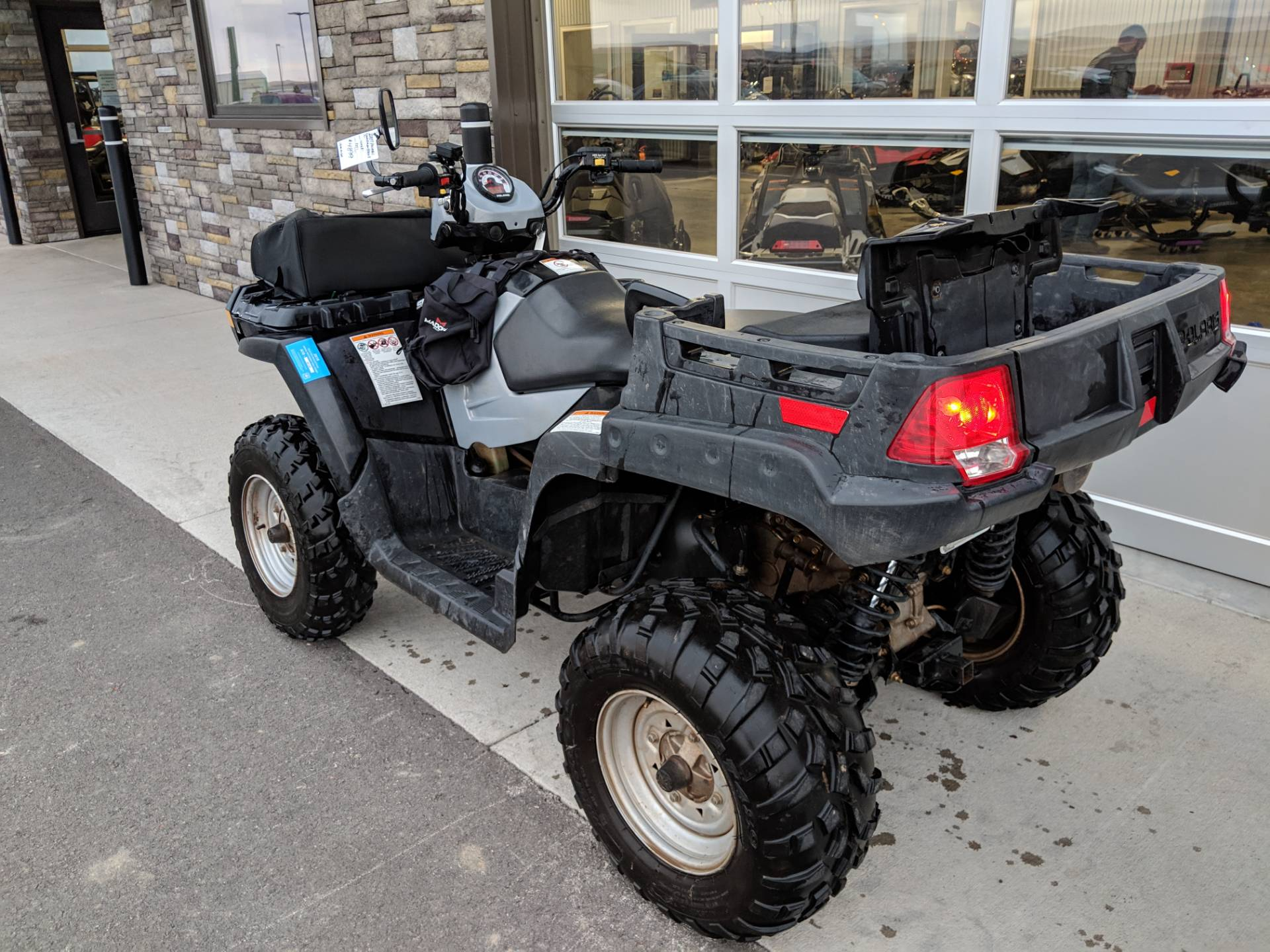 2007 Polaris X2 500 EFI 8