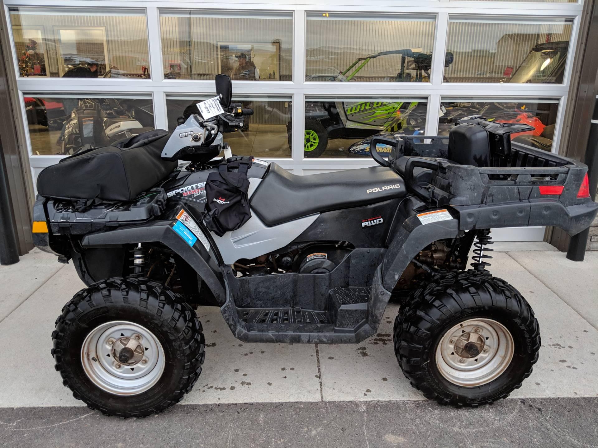 2007 Polaris X2 500 EFI 2