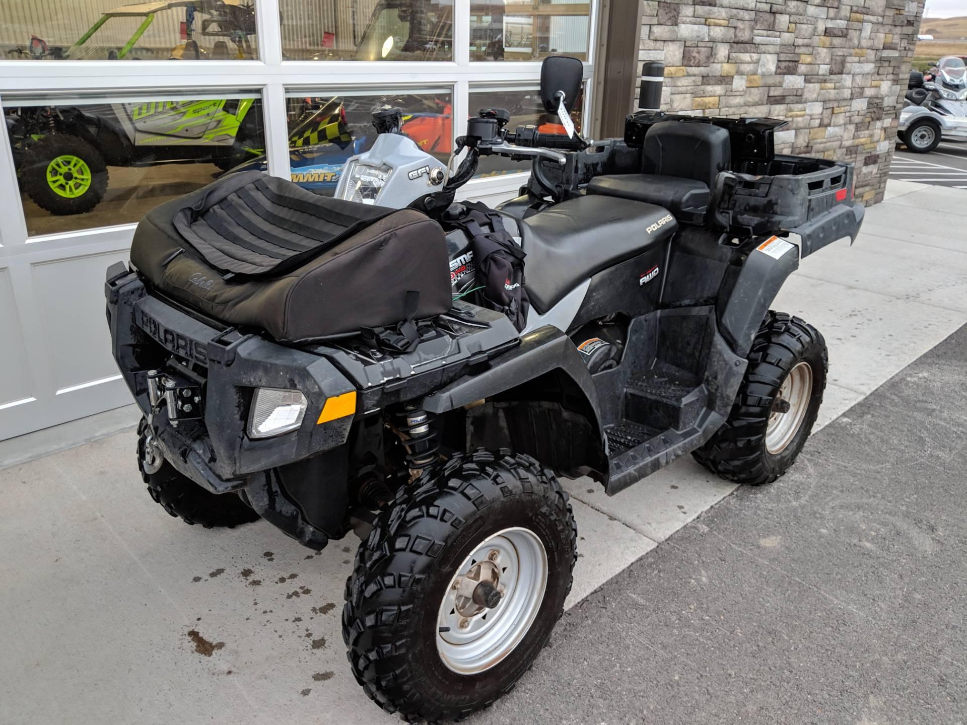 2007 Polaris X2 500 EFI 6