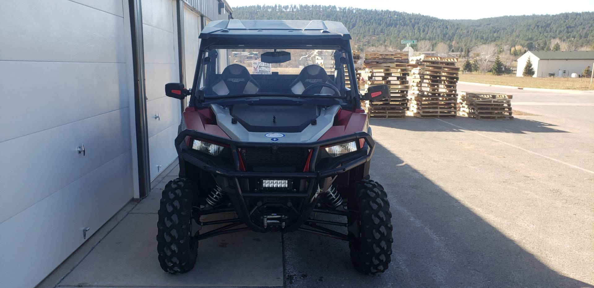 2018 Polaris General 1000 EPS Ride Command Edition in Rapid City, South Dakota - Photo 8