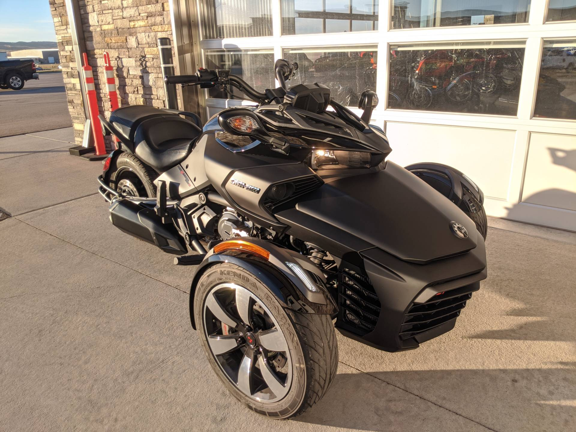 2018 Can-Am Spyder F3-S SE6 in Rapid City, South Dakota - Photo 4