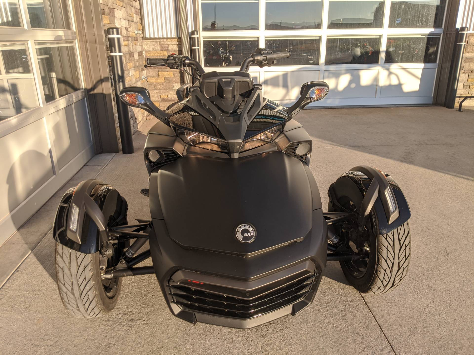 2018 Can-Am Spyder F3-S SE6 in Rapid City, South Dakota - Photo 5