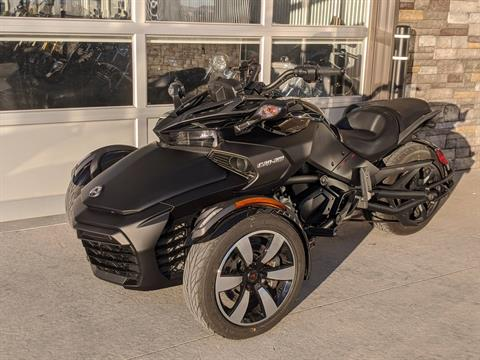 2018 Can-Am Spyder F3-S SE6 in Rapid City, South Dakota - Photo 3