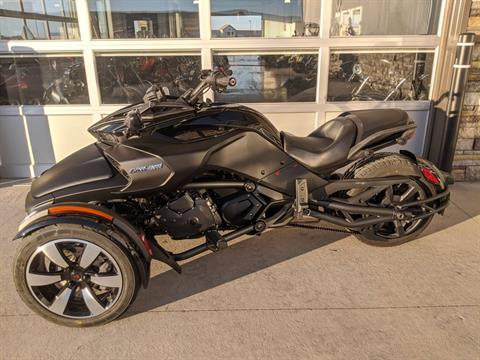2018 Can-Am Spyder F3-S SE6 in Rapid City, South Dakota - Photo 1