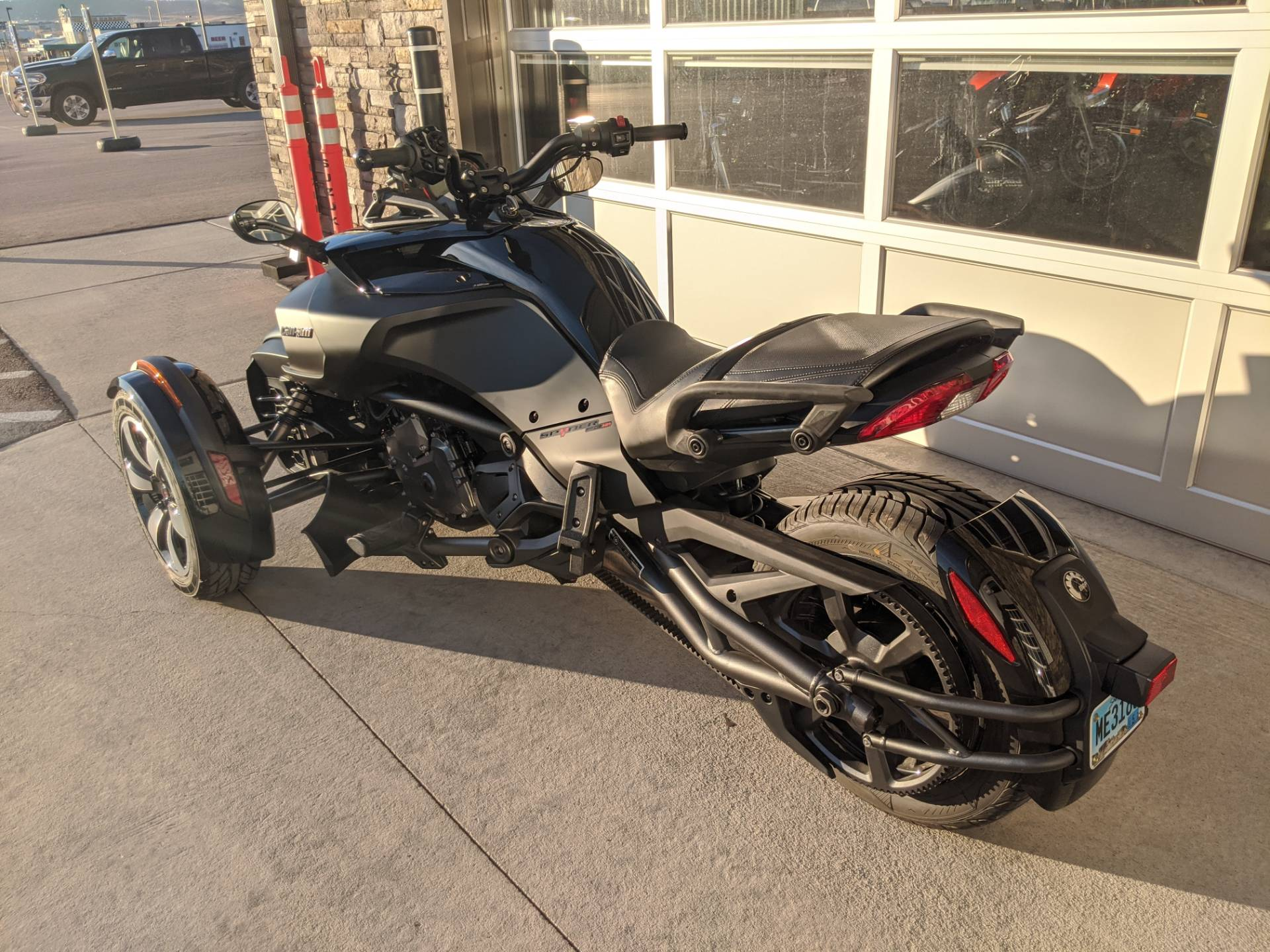 2018 Can-Am Spyder F3-S SE6 in Rapid City, South Dakota - Photo 7