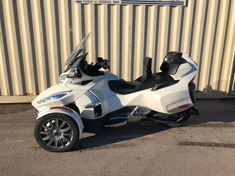 2014 Can-Am Spyder® RT Limited in Rapid City, South Dakota
