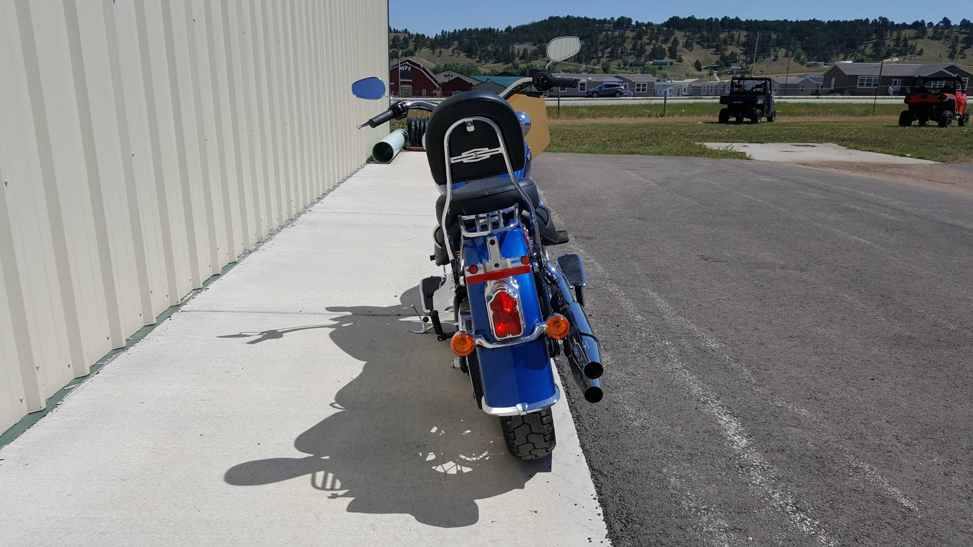 2010 Harley-Davidson Softail® Deluxe in Rapid City, South Dakota