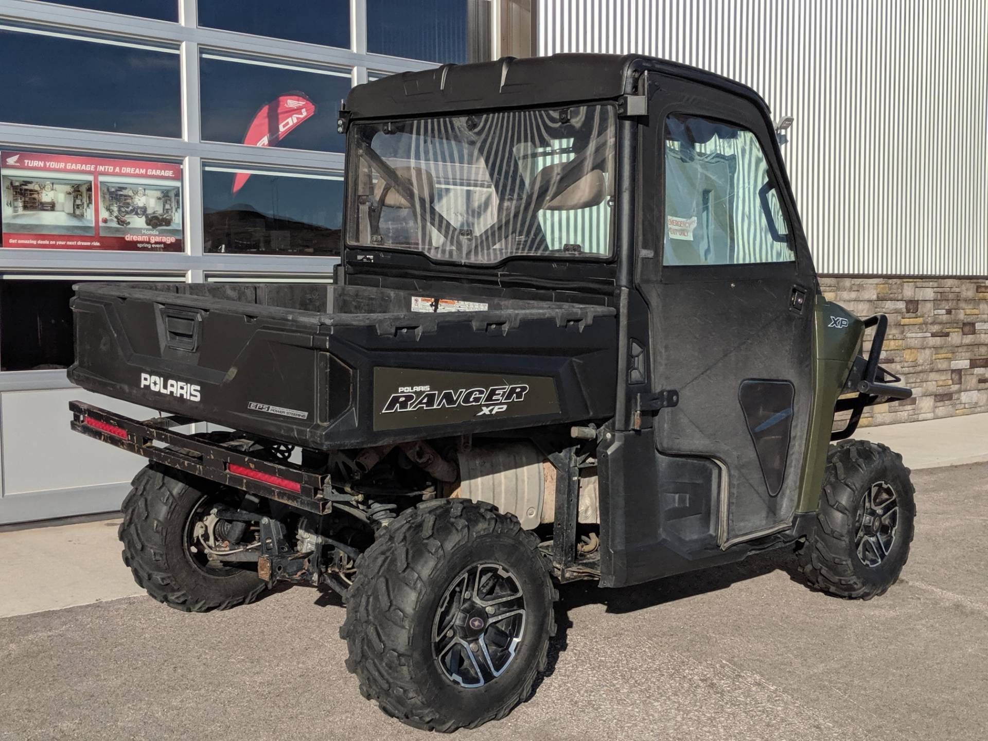 2014 Polaris Ranger XP 900 EPS 7