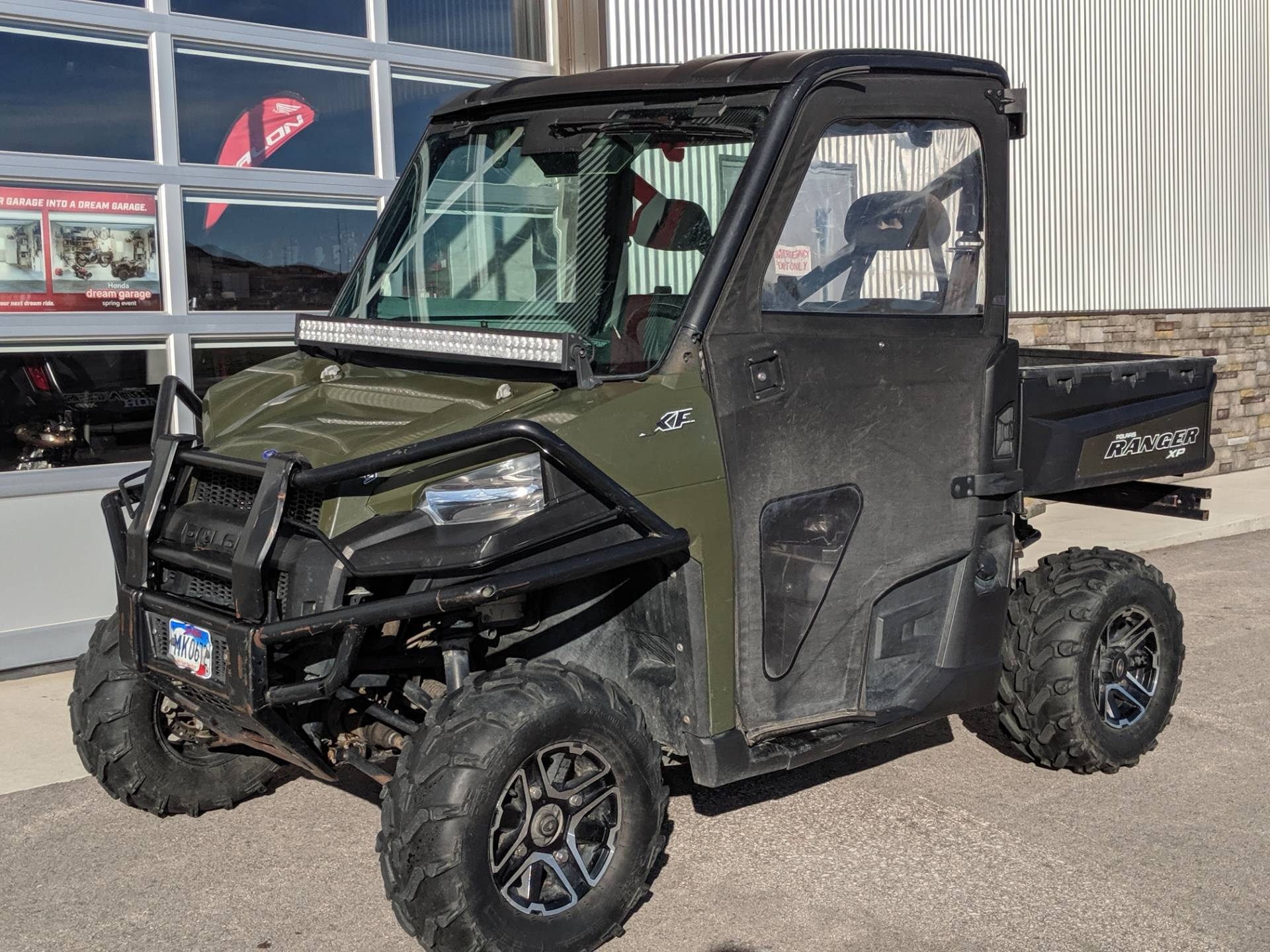 2014 Polaris Ranger XP 900 EPS 6