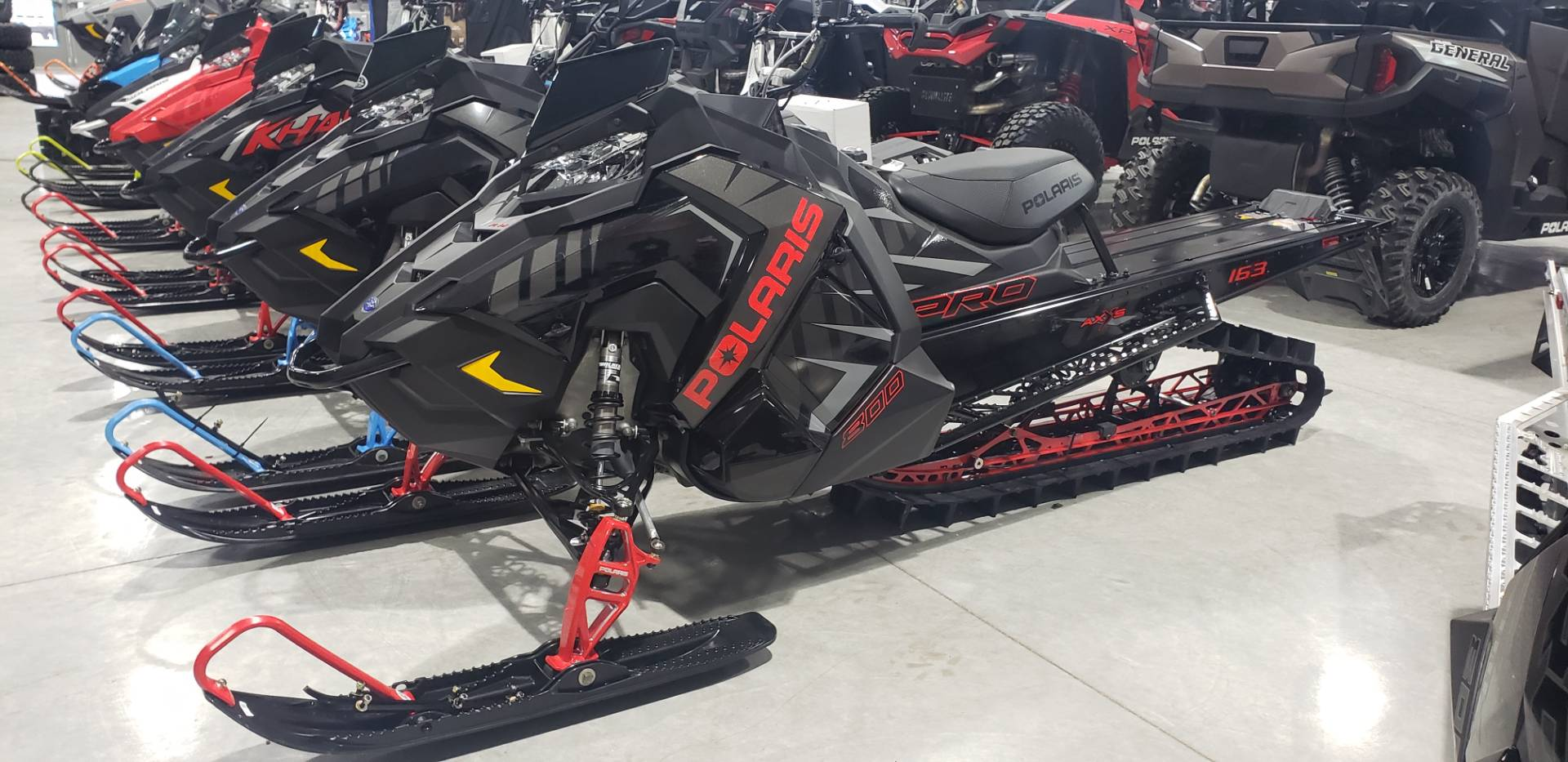 2020 Polaris 800 PRO RMK 163 SC in Rapid City, South Dakota - Photo 1