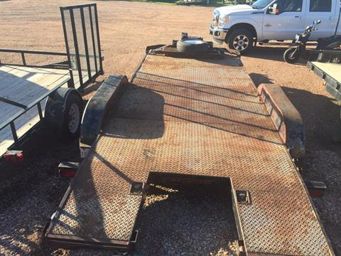 2013 Other HOMEMADE 8X23 FLATBED TRAILER in Rapid City, South Dakota