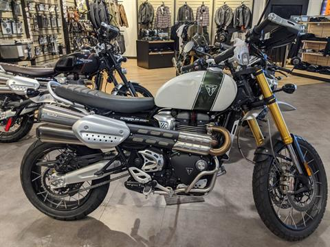 2019 Triumph Scrambler 1200 XE in Rapid City, South Dakota - Photo 5