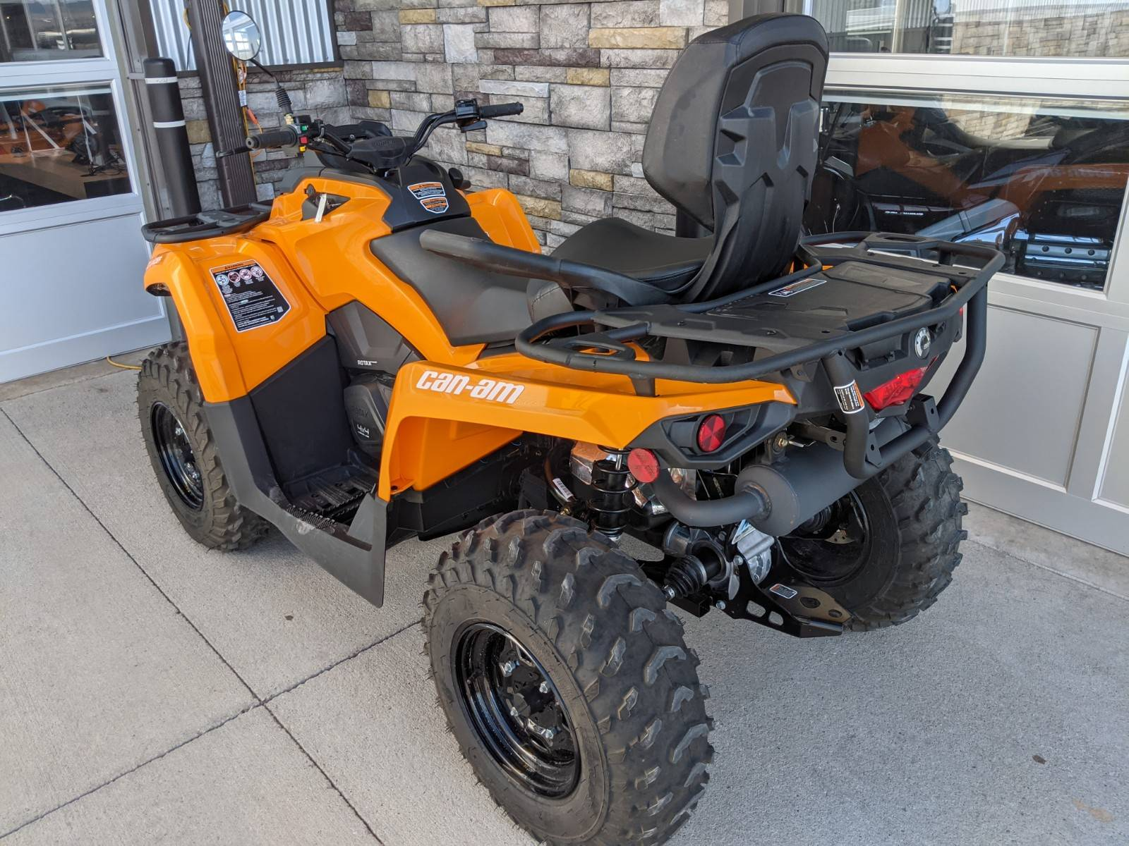 2020 Can-Am Outlander MAX DPS 570 in Rapid City, South Dakota - Photo 7