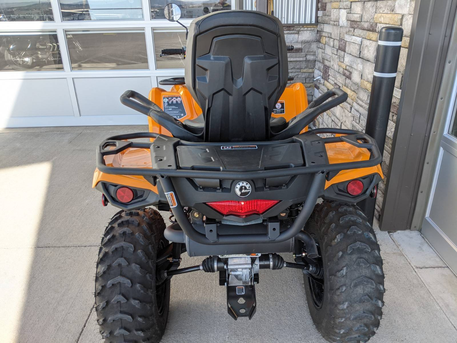 2020 Can-Am Outlander MAX DPS 570 in Rapid City, South Dakota - Photo 4