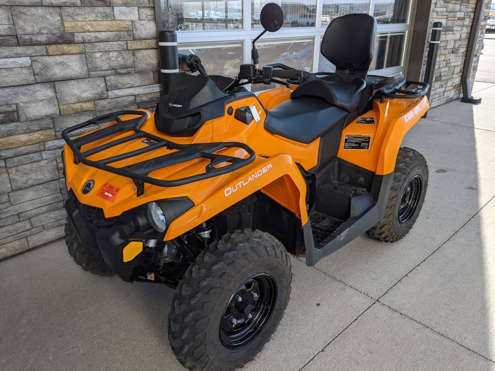 2020 Can-Am Outlander MAX DPS 570 in Rapid City, South Dakota - Photo 5