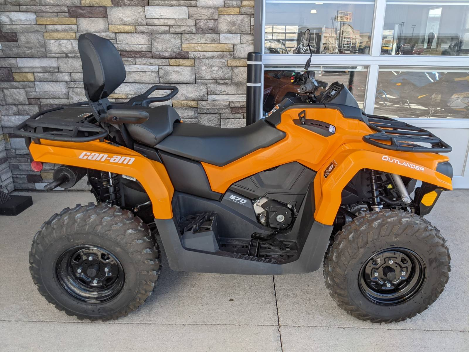 2020 Can-Am Outlander MAX DPS 570 in Rapid City, South Dakota - Photo 1