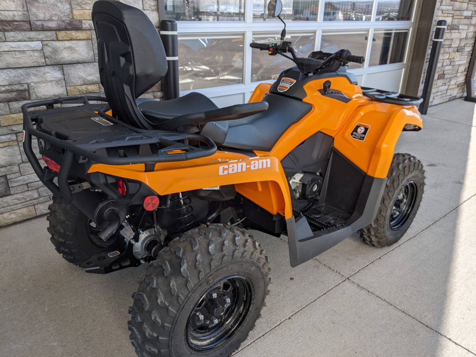2020 Can-Am Outlander MAX DPS 570 in Rapid City, South Dakota - Photo 8