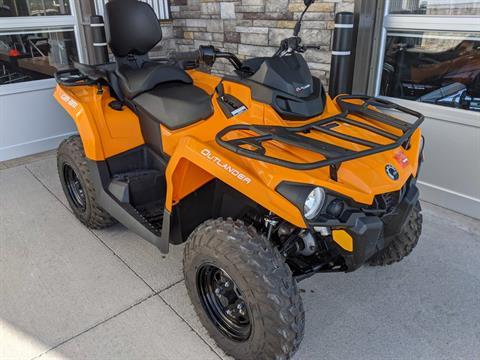2020 Can-Am Outlander MAX DPS 570 in Rapid City, South Dakota - Photo 6