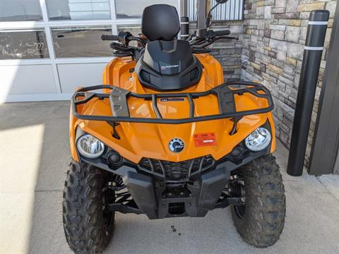 2020 Can-Am Outlander MAX DPS 570 in Rapid City, South Dakota - Photo 3