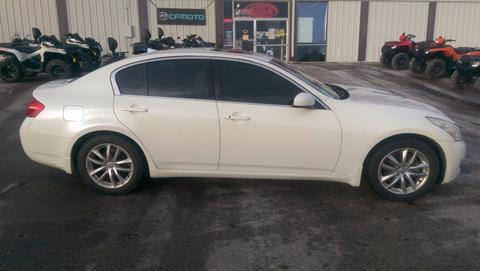 2007 Infinity G35 Sedan in Rapid City, South Dakota
