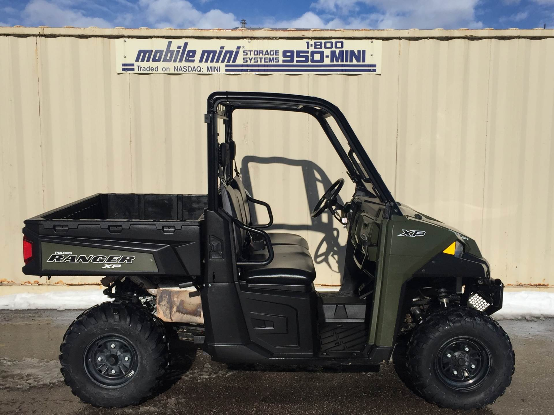 2013 Polaris Ranger XP® 900 in Rapid City, South Dakota