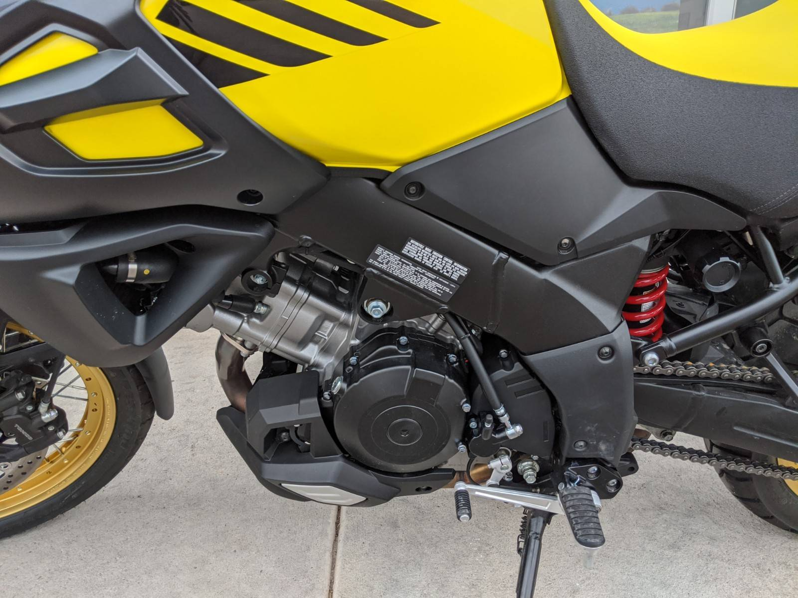 2018 Suzuki V-Strom 1000XT 6