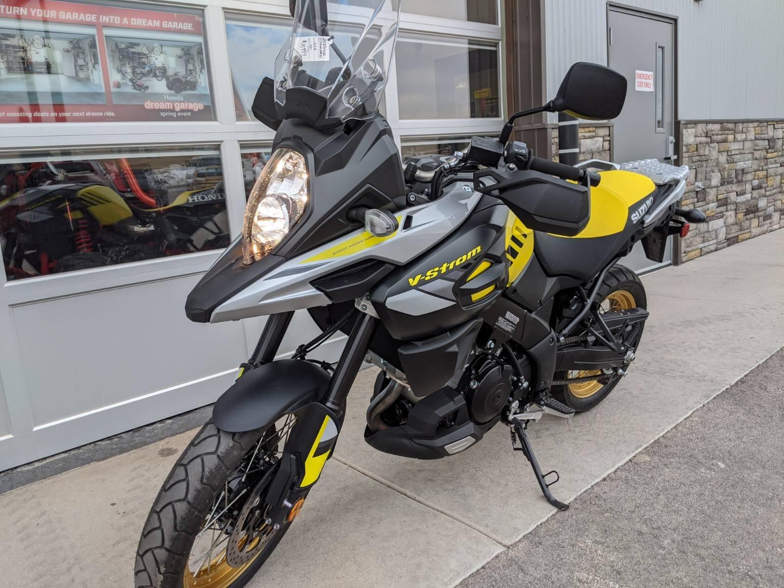 2018 Suzuki V-Strom 1000XT 8