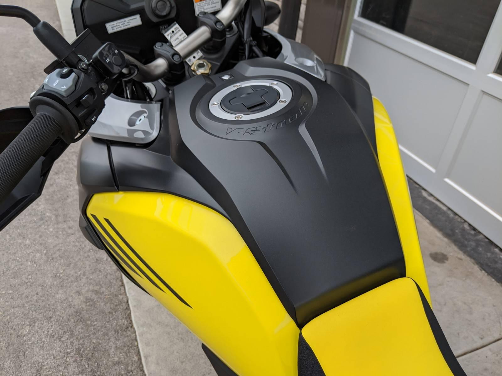 2018 Suzuki V-Strom 1000XT 12