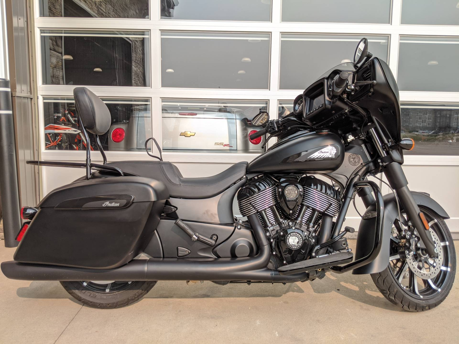 2019 Indian Chieftain® Dark Horse® ABS in Rapid City, South Dakota - Photo 1